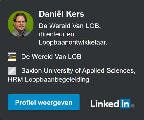 Linkedin Daniël Kers
