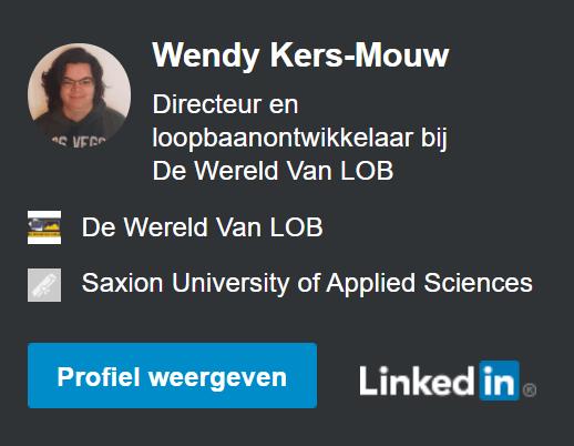 linkedin Wendy Kers-Mouw
